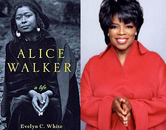Alice Walker & Oprah Winfrey hand symbols represent Earth Mother ...