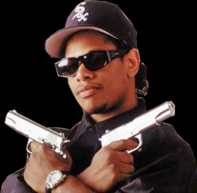 Eazy E In Search Of Black Assassins