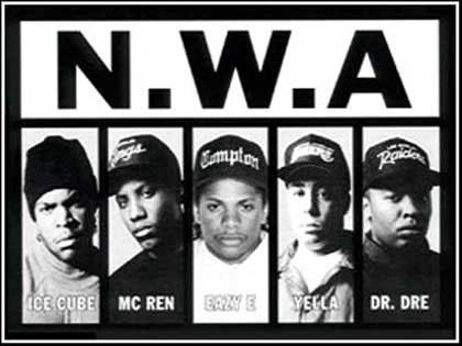 Gangsta Rap Cia Mossad Genocide Straight Outta Compton In