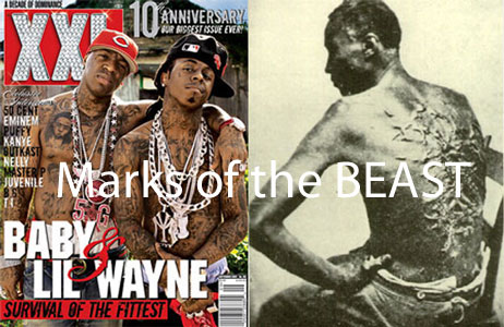 Lil Wayne Illuminati Theory. Negroes like Lil Wayne and